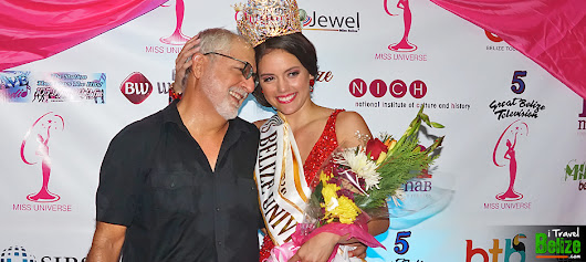 Rebecca Rath, Belize's Newly Crowned Warrior/ iTravelBelize.com