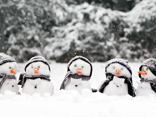 50 essential winter activities for families
