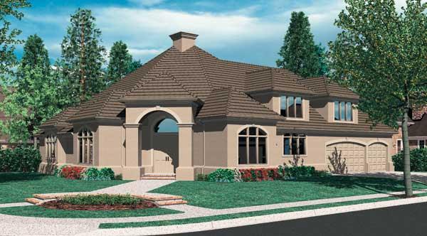 Contemporary House Plans   The House Designers Blog