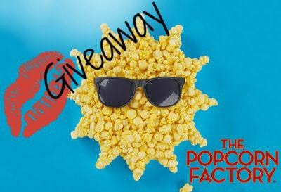 Summer Popping with The Popcorn Factory Giveaway *3-Winners*