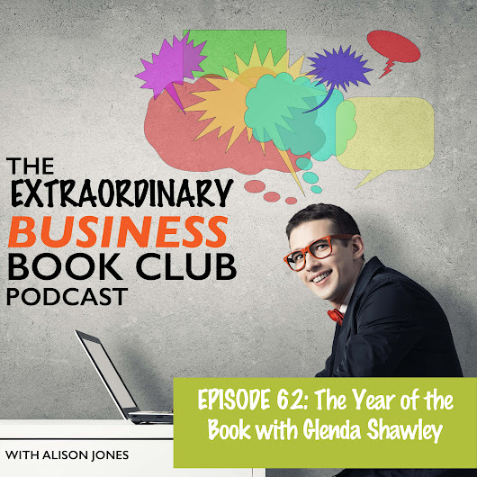 Episode 62 – The Year of the Book with Glenda Shawley