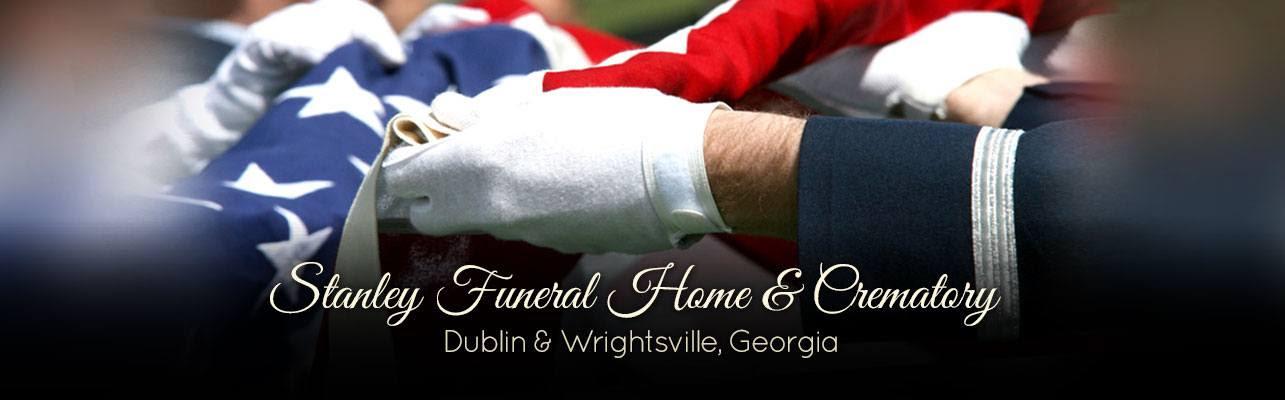 Stanley Funeral Home Dublin Wrigtsville Georgia