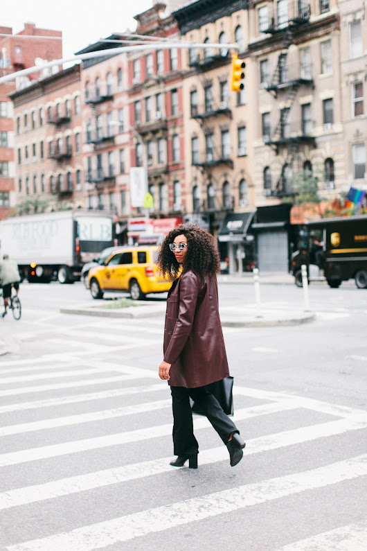 Uptown Girl | Style Me Twice – New York Style