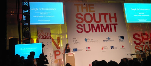 The South Summit: O Primeiro Dia