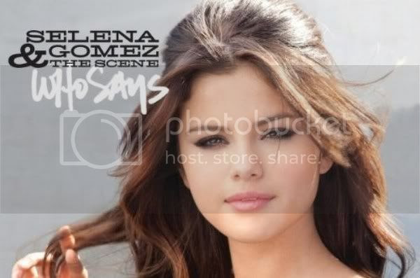 selena gomez who says music video pictures. gomez who says music video