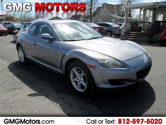 Buy Here Pay Here 2004 Mazda RX-8 Automatic for Sale in Morgantown IN 46160 GMG Motors Morgantown