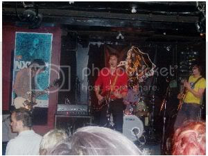The Waxwings @ Healeys (part of NXNE 2004): photo by Mike Ligon