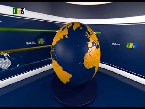 #MUBASHARA ITV :TAARIFA YA HABARI SAA MBILI KAMILI USIKU..........NOVEMBA 22,...