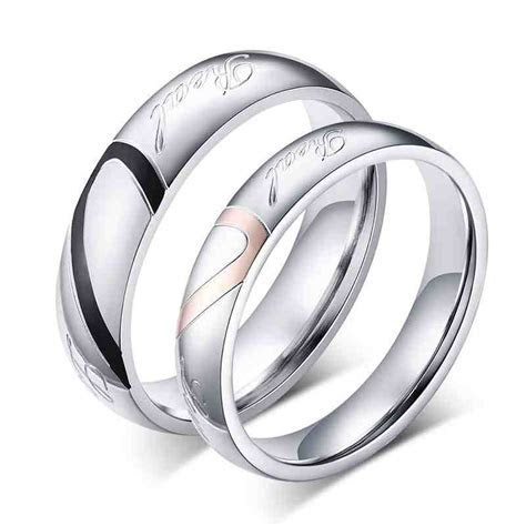 Cheap His And Her Wedding Ring Sets   Wedding and Bridal