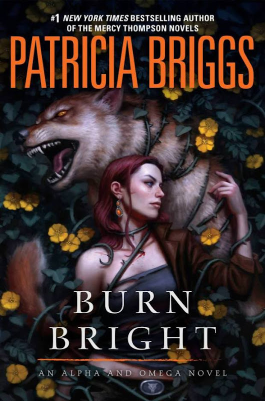 REVIEW: BURN BRIGHT by Bestselling Author PATRICIA BRIGGS