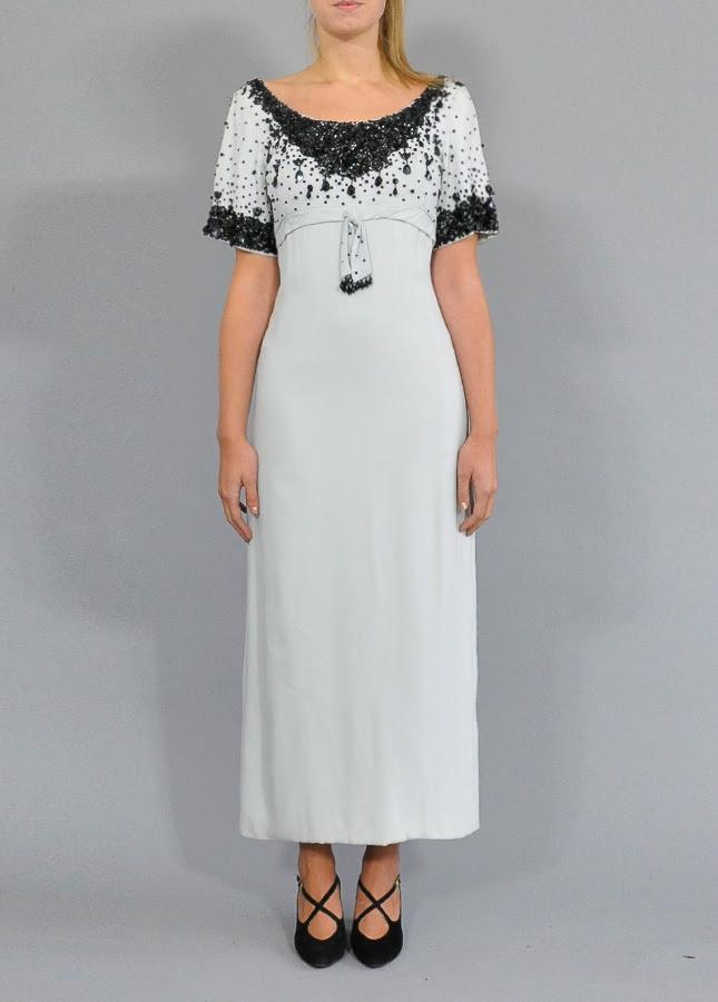 Great gatsby evening dress uk
