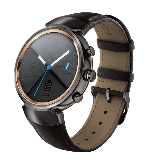 ASUS Makes Quick Charging ZenWatch 3 Official At IFA 2016 | Androidheadlines.com