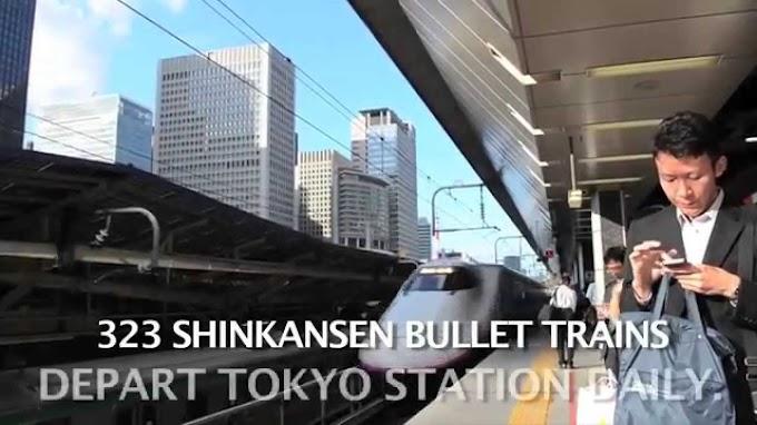 जापानी बुलेट ट्रेन की सफ़ाई, हमारी ट्रेन की धुलाई...खुशदीप