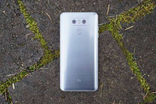 DEAL: LG G6 is Just $11.99/Month at Best Buy This Weekend ($384 Off) | Droid Life