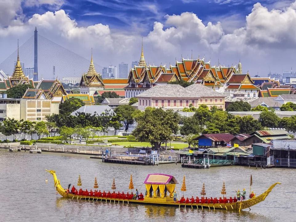 14. Bangkok, Thailand