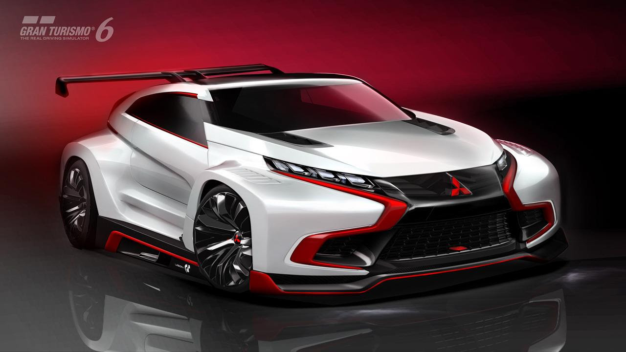 Mitsubishi Cars - News: New EVO XI to be high-po hybrid SUV