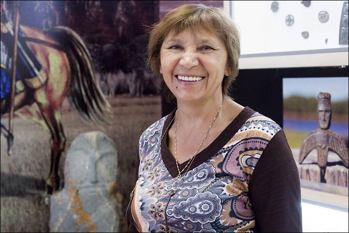 Irina Salnikova
