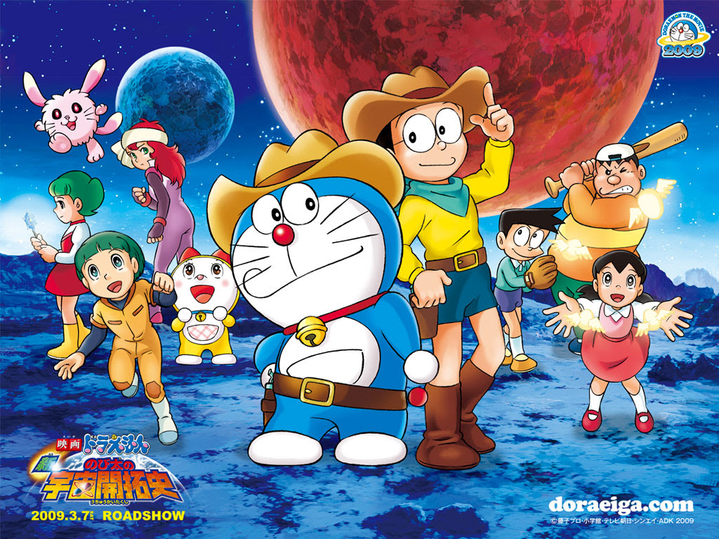 Unduh 400 Wallpaper Doraemon Hd Download Gratis