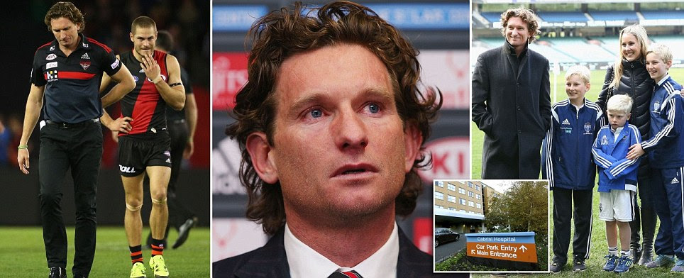 Image result for james hird rushed to hospital in drugs overdose