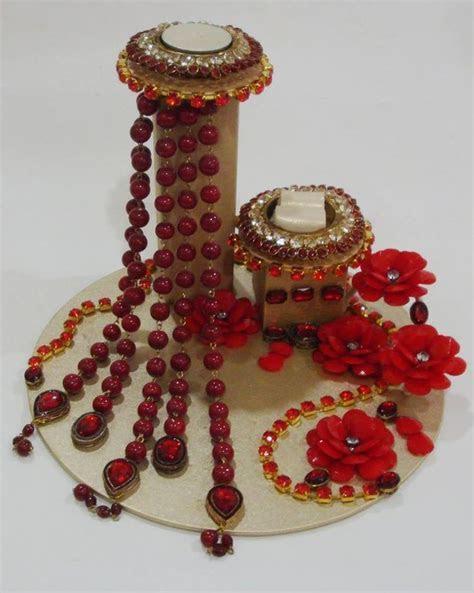 Indian Wedding Ring Trays