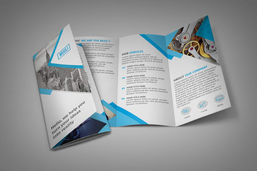 I will design brochure, flyer and poster UNLIMITED revision