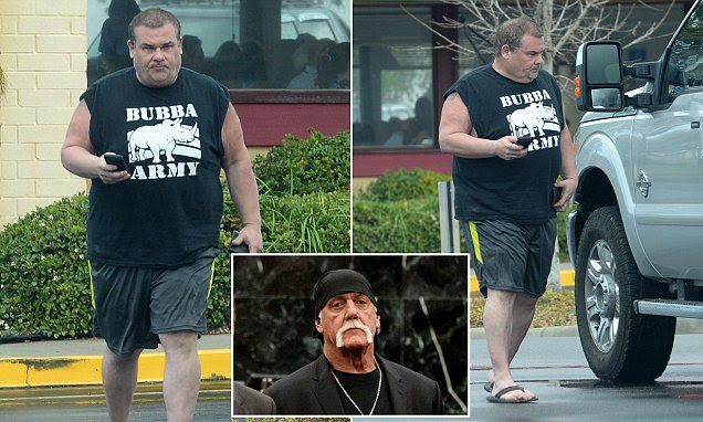 Bubba the Love Sponge Clem seen for first time since Hulk Hogan ...