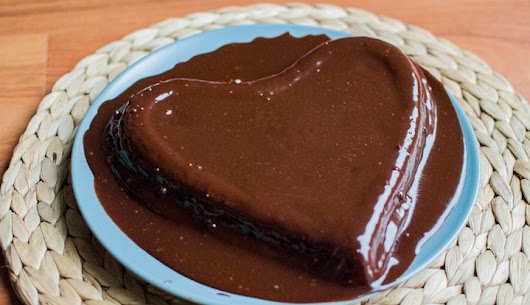 My Valentine's Day chocolate cake - VAL EN BARCELONA, My Cooking Dairy