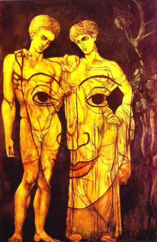 Francis Picabia - Adam et Ève