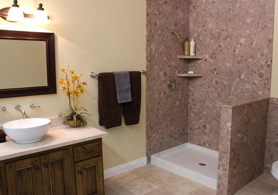 Acrylic Bathtub Liner & Enclosures   Near Cleveland And ...