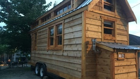 Vancouver tiny home has to go over bylaw infraction