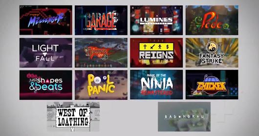 Nintendo Switch's 2018 indie roster is looking strong