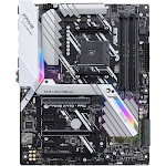 ASUS PRIME X470-Pro with AMD X470 ATX Motherboard - Socket AM4