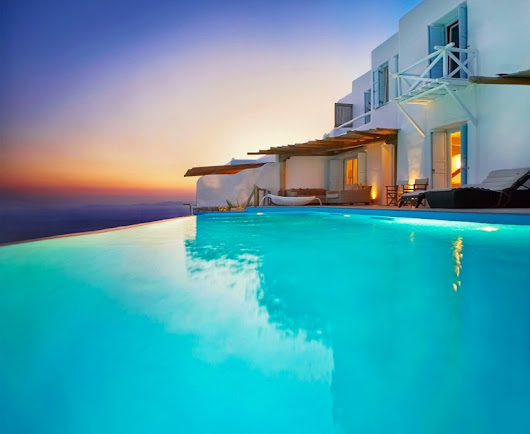 Live your dream in The Royal Mykonos Villa