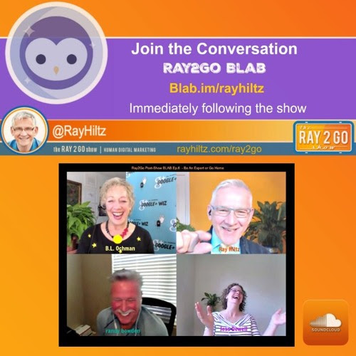Are You Too Old To Work In Digital Marketing - Ray2Go Blab Ep7 by The #Ray2Go Show