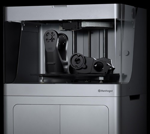 Mark X 3D Printer from Markforged - Becoming 3D