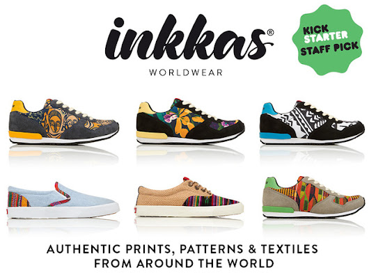 INKKAS - Shoes That Bring The World Together