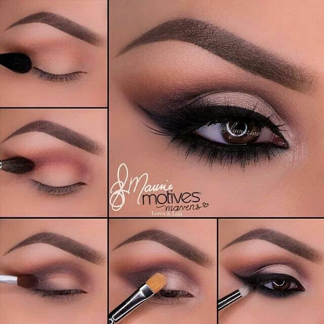 Pictorial by @elymarino, Elements palette - MotivesCosmetics