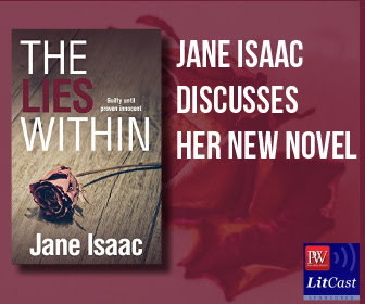 PW LitCast: A Conversation with Jane Issac