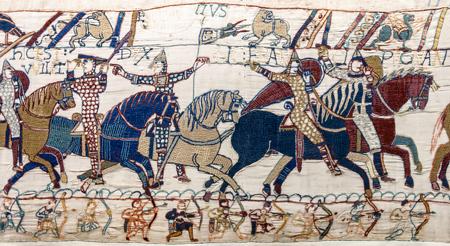 Tapisserie de Bayeux (1066/1082)