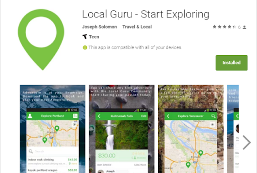 Featured App:  'Local Guru' - Find Adventures Led By Experts Wherever You Are - Nexus 4 News - Front Page Comments And Discussion - Nexus 4 Forums - The #1 Nexus 4 News, Community and Fan Site!