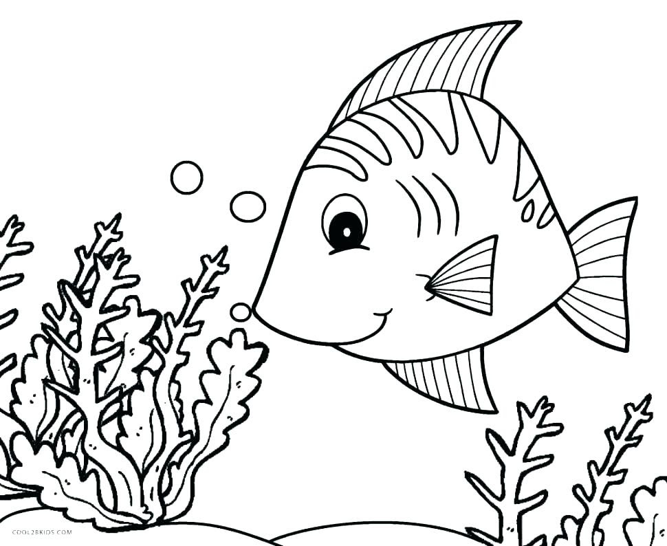 Butterfly Fish Coloring Pages at GetColorings.com | Free ...
