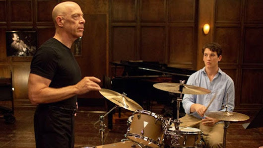2014's best movie of the year is ... Whiplash