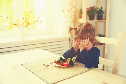 Preventing The Chicken Nugget Diet: How to Raise a Child That Will Eat (Almost) Anything