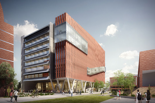 Kitchell selected to build $165M UA building | AZ Big Media