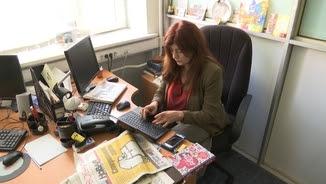 Galina Mursalieva, la periodista que va destapar el cas de la Balena Blava