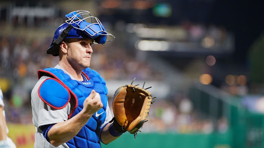 Toronto Blue Jays acquire catcher Miguel Montero from Chicago Cubs