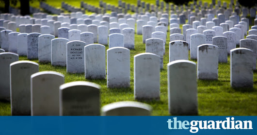 The first world war helped shape modern America. Why is it so forgotten? | World news | The Guardian