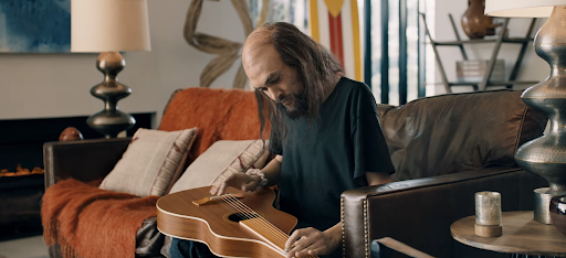 Avatar of Lisa Bonet Makes an Appearance in Jason Momoa's Super Bowl Commercial