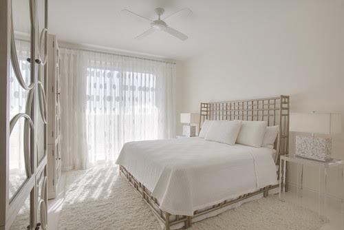 Naples Florida modern bedroom
