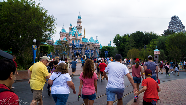 Disneyland Resort, Disneyland60, Disneyland, Main Street U.S.A., Sleeping, Beauty, Castle, Fantasyland, Peter, Pan, Rush